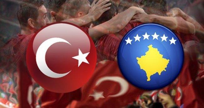 Türkiye - Kosova maçı hangi kanalda - saat kaçta?