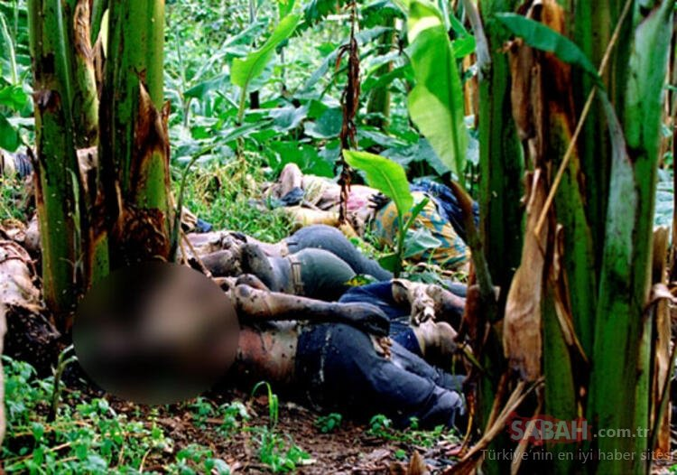 Ruanda katliamının baş sorumlularından Felicien Kabuga yakalandı! Yüz binlerce insanı öldürdüler