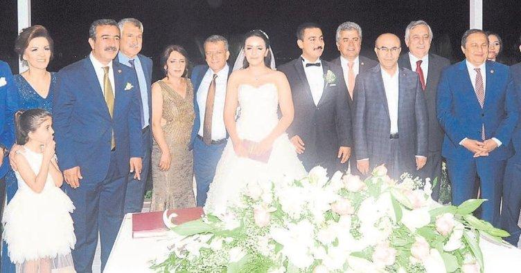 Başkan Çetin'in en mutlu günü