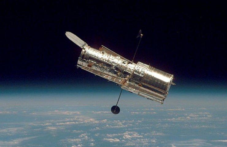 Hubble'dan doğum günü hediyesi!