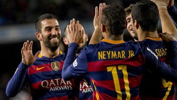 Neymar'a Arda Turan şoku!