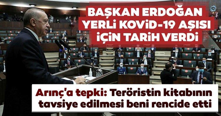 SON DAKİKA: Başkan Erdoğan'dan Bülent Arınç'a sert tepki! Anayasanın 138.maddesini hatırlattı: Neden gereği yapılmıyor?