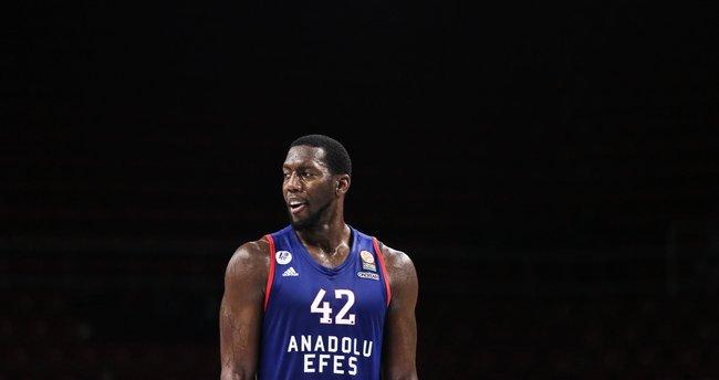 Anadolu Efesli Bryant Dunston'dan EuroLeague rekoru!
