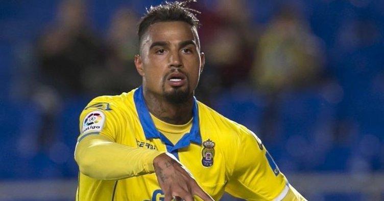 Las Palmas, Boateng'in sözleşmesini 2020'ye kadar uzattı