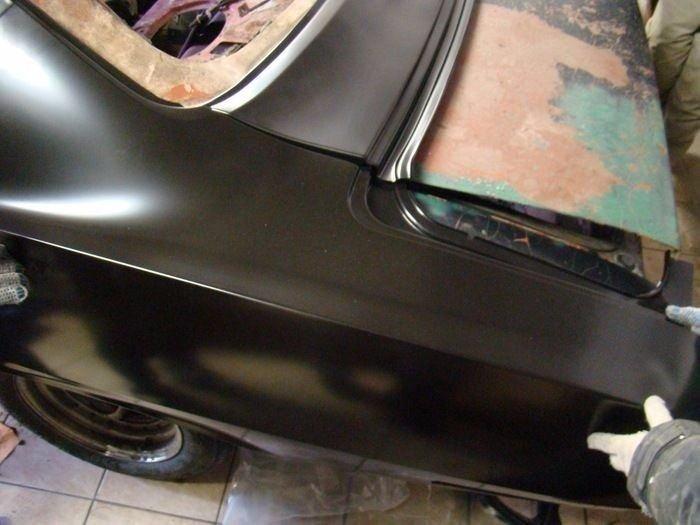 1970 model efsane otomobilin şaşkına çeviren değişimi!