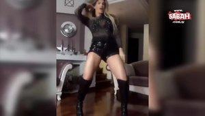 Hatice, Beyonce dansıyla sosyal medyayı salladı