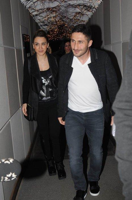 Sabri Sarıoğlu eşi Yağmur Sarıoğlu'na resti çekti