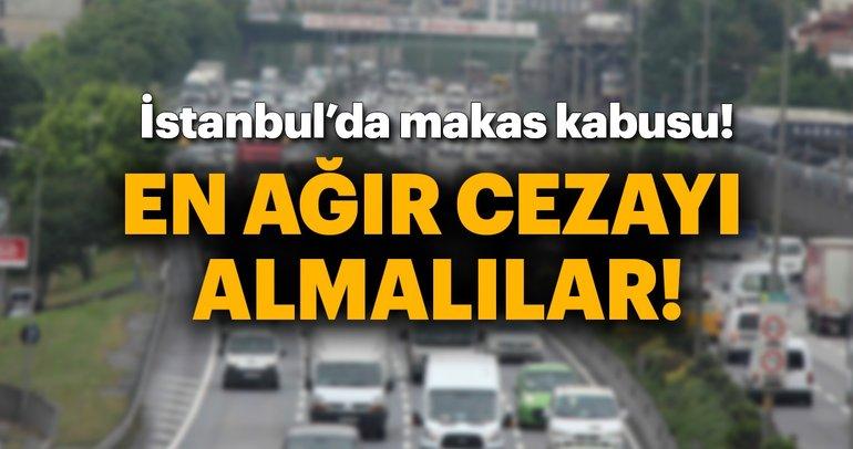 İstanbulluların makas kabusu... Her an her yerdeler!