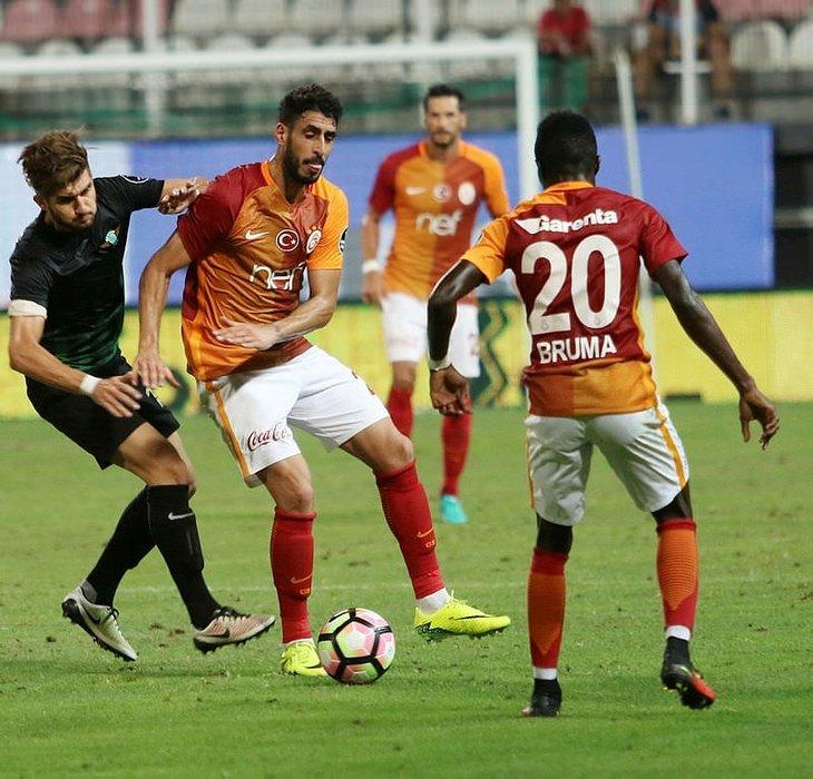 Galatasaray'da orta saha tartışması!