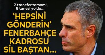 Fenerbahçe transfer gündemi: 2 transfer tamam, 8 tanesi yolda