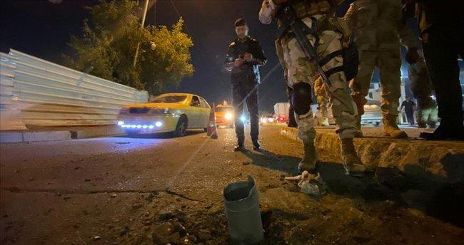 Irak'ta füze saldırısı! Bağdat Havalimanı hedef alındı