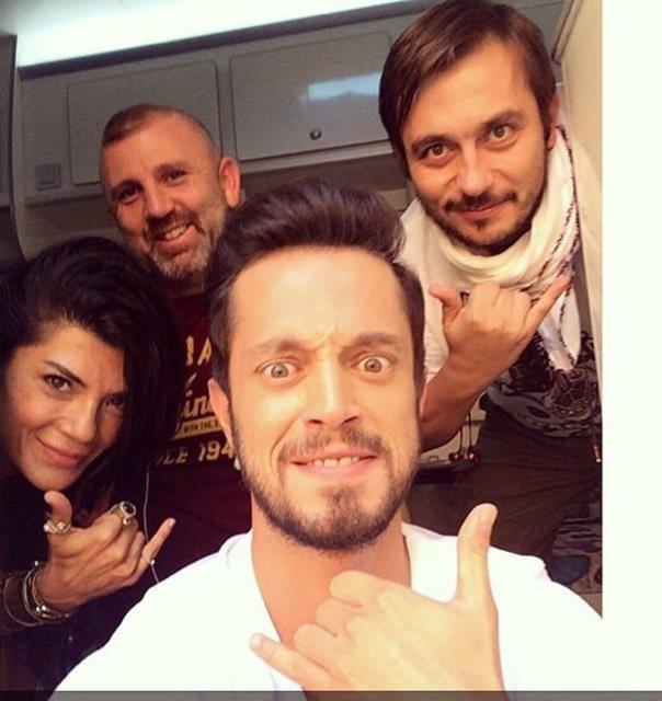 Murat Boz o fotoğrafı paylaştı