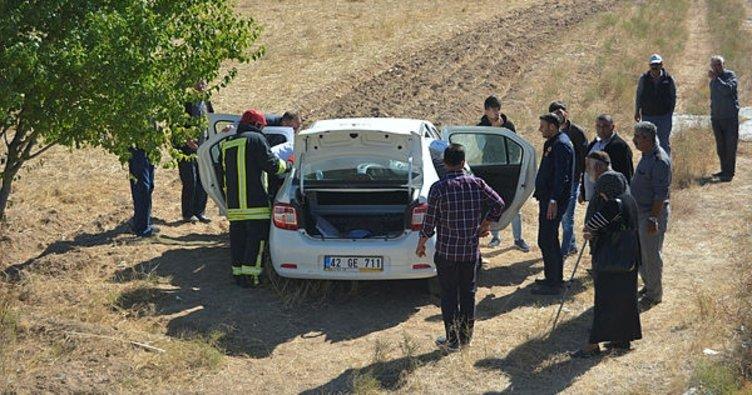 Kulu'da kaza: 2 yaralı