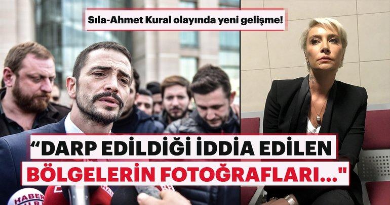 """Son dakika! Sıla-Ahmet Kural olayında yeni gelişme! """"Darp edildiği iddia edilen bölgelerin fotoğrafları…"""