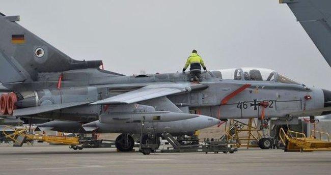 İncirlik'teki Alman Tornado uçakları bir süre uçamayacak