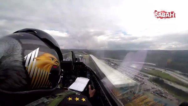 SOLOTÜRK pilotlarından, Formula 1 pilotlarına selam | Video