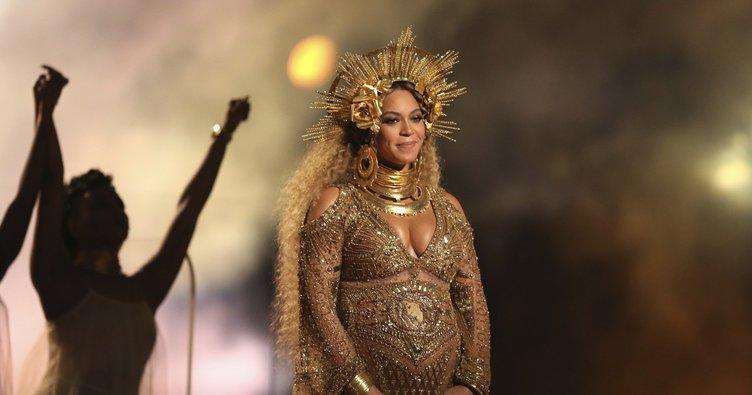 İşte Beyonce'un bebekleri