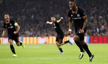 Chelsea'den Ajax'a tek gol! - Ajax 0 - 1 Chelsea (MAÇ SONUCU)