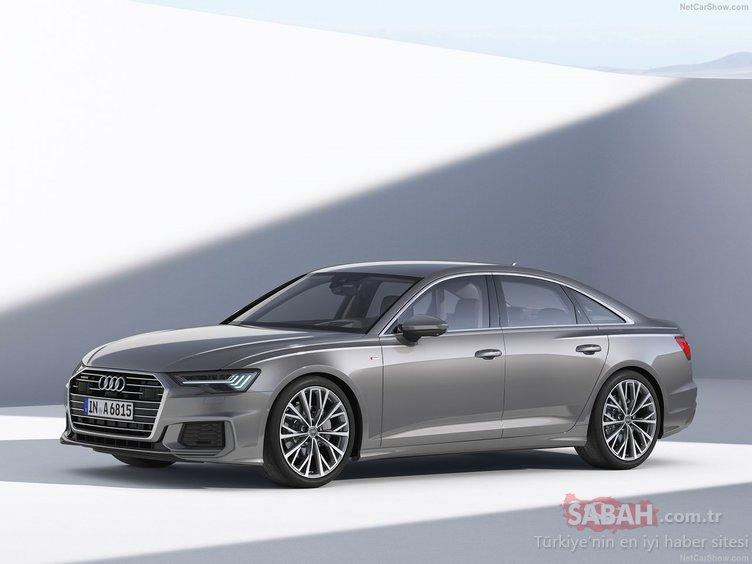 2019 Audi A6 Galeri Otomobil 09 Mayıs 2019 Perşembe
