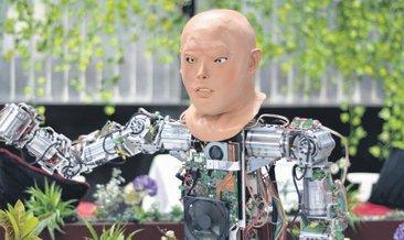 Yerli robotlar 4 duyuyu kullanmaya başladı