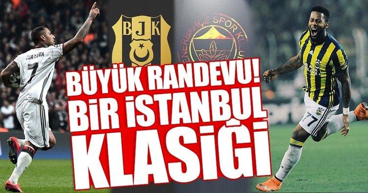 Süper Lig'de büyük randevu