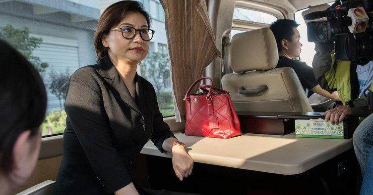 Kendi çabasıyla en zengin kadın