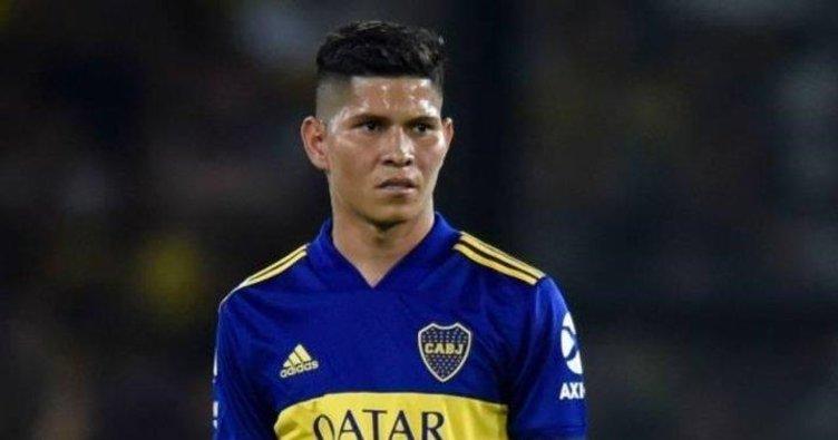Galatasaray'ın hedefi Boca Juniors'tan Jorman Campuzano