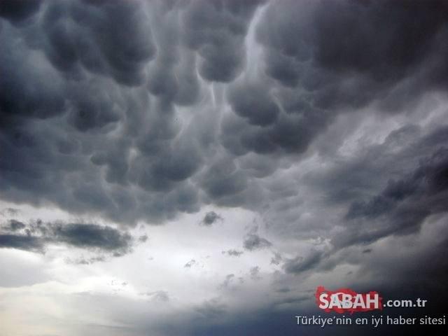 Meteoroloji'den son dakika hava durumu ve sis uyarısı geldi! 12 Ekim hava durumu nasıl olacak? Dışarı çıkmadan önce dikkat!