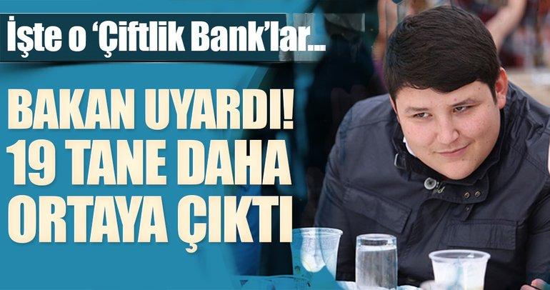 Son dakika: Bakan resmen açıkladı! İşte yeni Çiftlik Banklar...