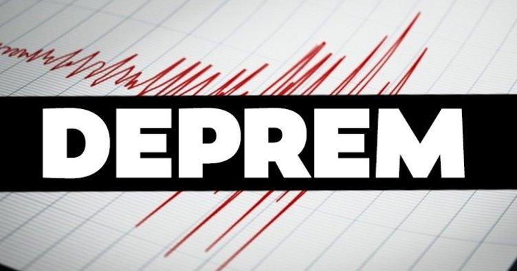 Son dakika haberi: Ege Denizi'den deprem! Büyüklüğü 3.8 olarak açıklandı SON DEPREMLER LİSTESİ