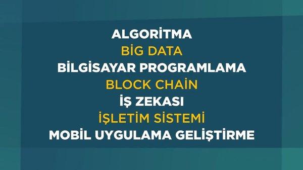 Son dakika: Bakan Albayrak'ın açıkladığı '1 milyon yazılımcı projesi' ile kimler iş bulabilecek? | Video