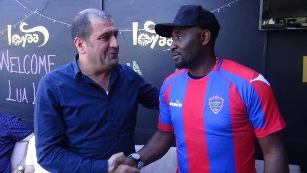 LuaLua'dan şaşırtan transfer!