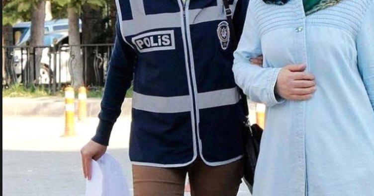 Kayseri'de FETÖ şüphelisi 6 kadın, adliyeye sevk edildi