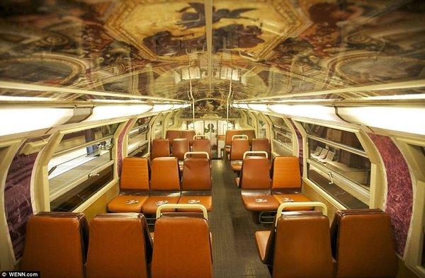 Saray gibi tren