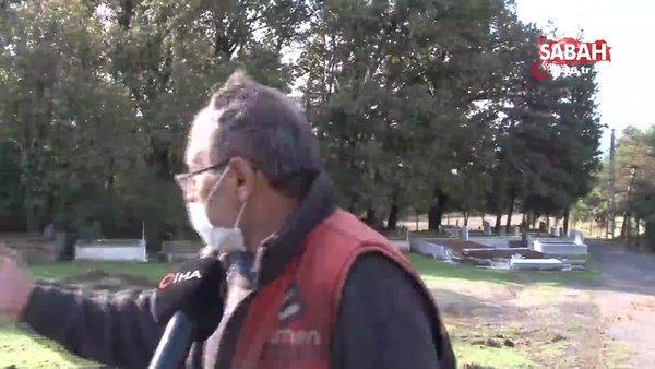 Pendik'te köy halkı ile İBB arasında mezarlık krizi   Video