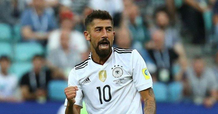 Kerem Demirbay attı, Almanya yarıladı