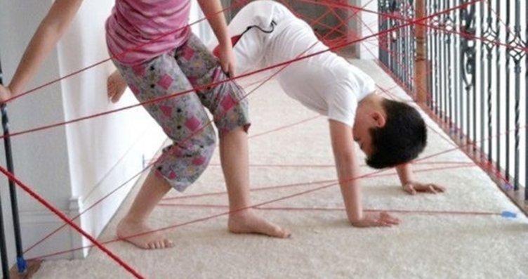 Tatilde çocuklarla oynayabileceğiniz kolay, ucuz...