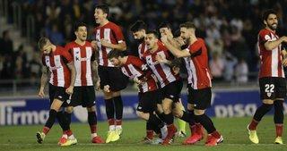 Nefes kesen maçta Athletic Bilbao, Tenerife'yi penaltılarla geçti