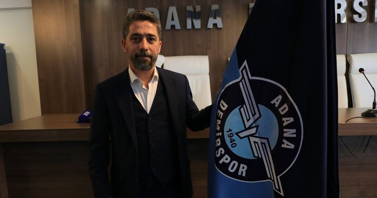 Timuçin Bayazit resmen Adana Demirspor'da