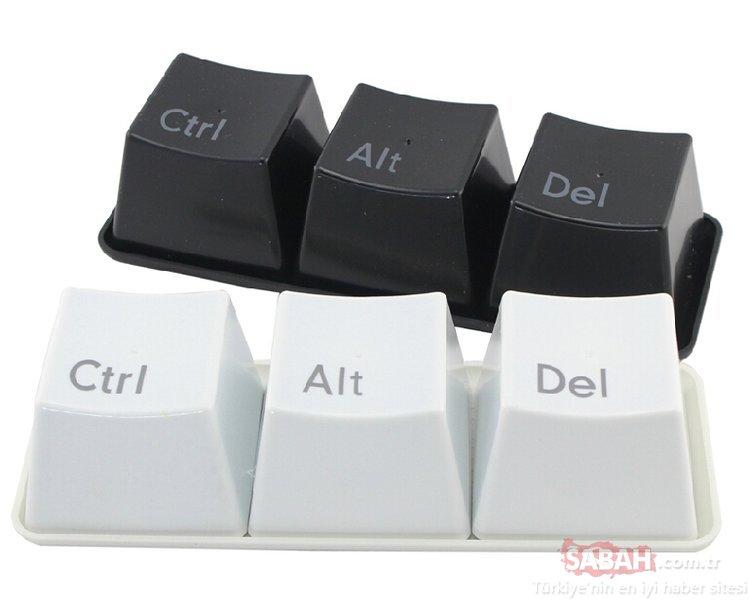 Bilgisayardaki Ctrl+Alt+Del'in çok ilginç hikayesi