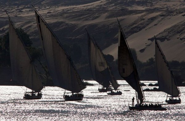 Nil Nehri paylaşılamıyor