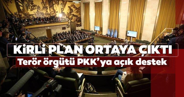 ABD ve Rusya'nın kirli planı ortaya çıktı! PKK'yı Cenevre'de masaya oturtmak istiyorlar