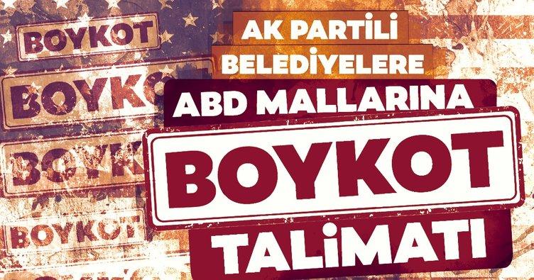 AK Parti Genel Başkanlığı'ndan yeni talimat