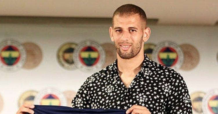 Slimani: Türkiye'ye gelmekle çok doğru bir karar verdim