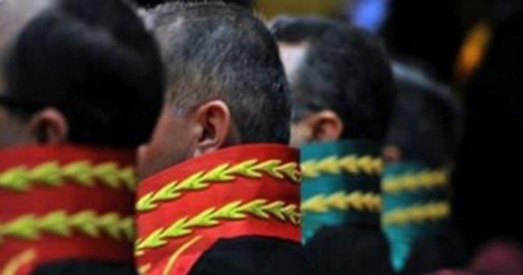 Son dakika haberi: 9 hakim ve savcı FETÖ'den gözaltına alındı