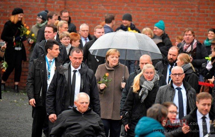 Almanya, Berlin Duvarı'nın yıkılışının 30. yılı dönümünü kutluyor!