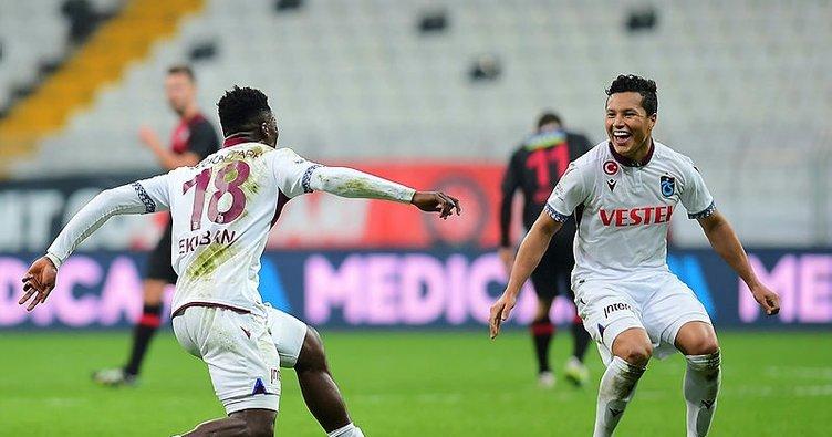 Trabzonspor'un yıldızından flaş açıklama: Messi ile birlikte oynamak isterdim