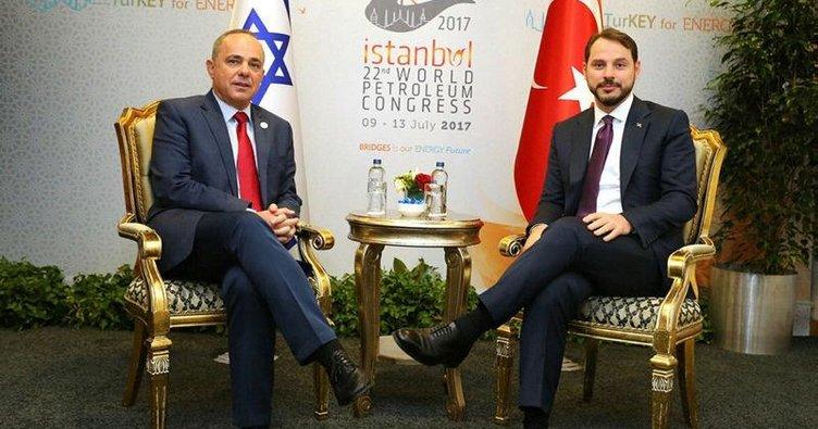 Doğu Akdeniz için enerjik görüşme