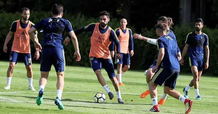 Fenerbahçe, Atiker Konyaspor maçına hazırlanıyor