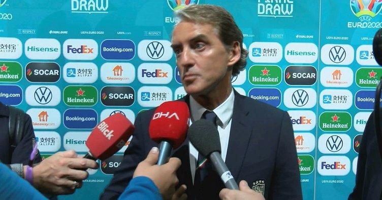 Mancini'den EURO 2020 değerlendirmesi